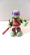 Viacom Ninja Turtle Playmates Donatello, talking toy, moveable, 2016 - $9.99