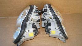 03-07 Mercedes W203 C230 C280 Xenon Headlight Head Light Lamps Set L&R POLISHED image 7