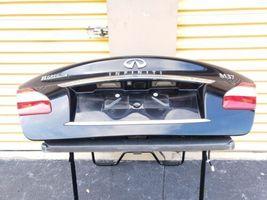11-13 Infiniti M37 Rear Trunk Lid Tail Gate W/ Back-Up Camera image 7