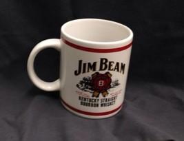 Jim Beam Kentucky Straight Bourbon Whiskey Coffee Mug - $4.00