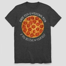 Fifth Sun Men's Personal Pizza Short Sleeve T-Shirt Size 2XLarge NWT - $9.00