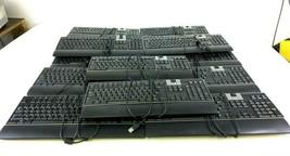 LOT OF 14 Dell U473D Multimedia PC Desktop Keyboard - $243.09