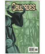 The Crusades #7 November 2001 Vertigo DC - $1.39