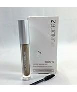 Wunder2 Wunderbrow Eyebrow Gel Pen Tint Kit Long Lasting Full Size  Blac... - $12.84
