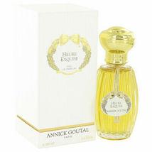 Annick Goutal Heure Exquise Perfume 3.4 Oz Eau De Parfum Spray image 3
