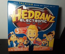Headbanz Electronic Spin Master Board Game Brand New Sealed - $29.69