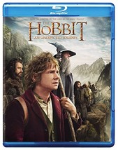 The Hobbit: An Unexpected Journey [Blu-ray + DVD]