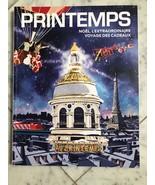 PRINTEMPS SPRING CATALOGUE Christmas Issue MAGAZINE PARIS December 2017 - $19.79