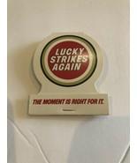Lucky Strikes Cigarettes Tobacco Smoke Matchbook Vintage - $5.89