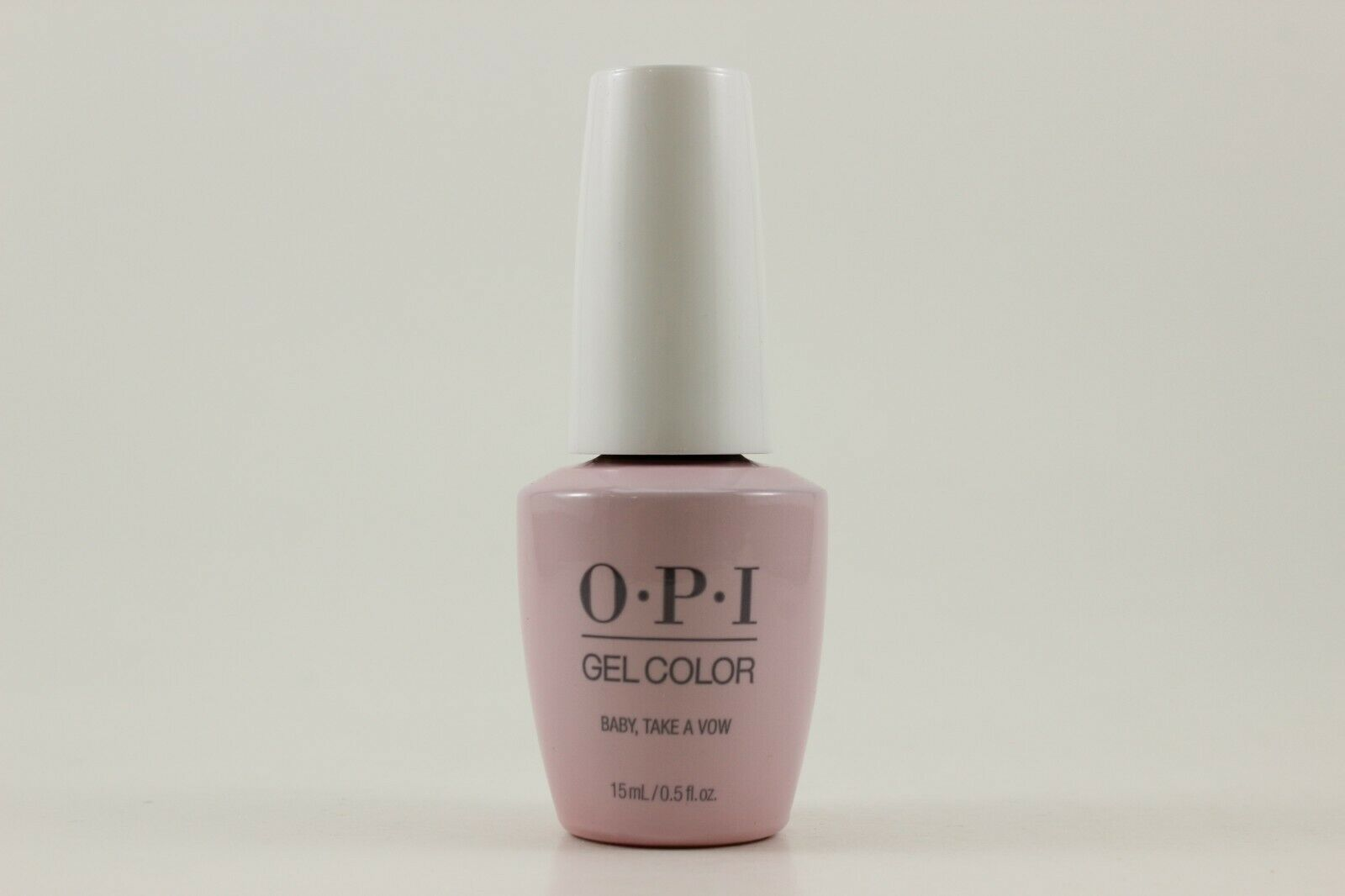 Primary image for OPI Gelcolor- Always Bare For You- .5oz- Baby, Take a Vow, GCSH1