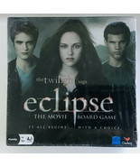 NEW The Twilight Saga Eclipse The Movie Board Game by Cardinal Ages 13+ - $12.40