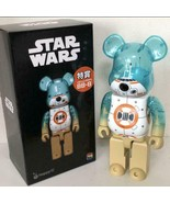 STAR WARS BE@RBRICK × BB-8 400% ICHIBAN KUJI Figure with Box Used - $166.64