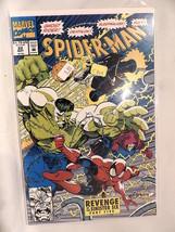 #22 Spider-Man 1992  Marvel Comics C303 - $3.33