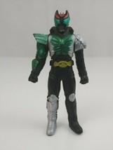 """2007 Bandai Kamen Masked Rider Kiva Basshaa 3.5"""" Vinyl Figure Japan - $12.59"""