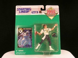San Diego Chargers Stan Humphries Action Figure - 1995 Starting Lineup Team NFL  - $14.35