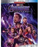 Marvel Avengers Endgame (Blu-ray + Digital, 2019) - $17.95