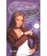 Witch Way Did She Go? (Sabrina the Teenage Witch, Book 37) Ruditis, Paul - $32.78