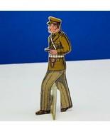 Bomber Raid vtg board game piece 1943 Fairchild toy soldier military gen... - $26.62