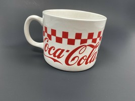Vintage Coca Cola Soup Cup Oversized Cup Gibson D1 - $5.04