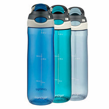 Hot Sale Contigo Tritan Autospout 24oz Chug Water Bottle, 3-pack - $760,49 MXN