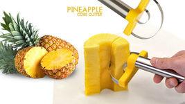 Pineapple Peeler Stainless Steel Multi Use Pineapple Slicer image 3