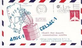 ANIK-1 TELSAT-1 LAUNCHED KENNEDY SPC CTR FL NOV 9 1972 CYGNUS COVER No. 39  - $1.98