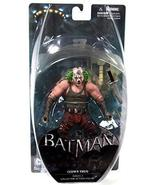 DC Collectibles Batman: Arkham City: Series 3 Clown Thug with Knife Acti... - $23.76