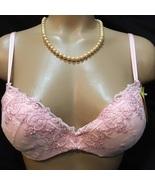 Wonderbra Pink Extravagance Padded Bra 7624 NEW 36B - $22.95