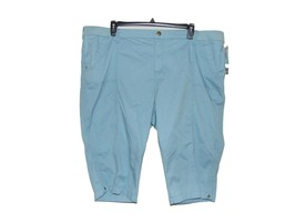 Lee Relaxed Fit Skimmer Shorts Size 24w Medium New - $18.00