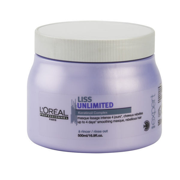 L'Oreal Professionnel Serie Expert Liss Unlimited Masque (500ml)