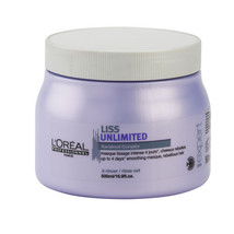 L'Oreal Professionnel Serie Expert Liss Unlimited Masque (500ml) - $84.87