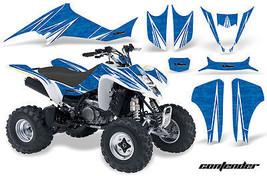 ATV Decal Graphic Kit Wrap For Suzuki LTZ400 Kawasaki KFX400 2003-2008 CONT W U - $168.25