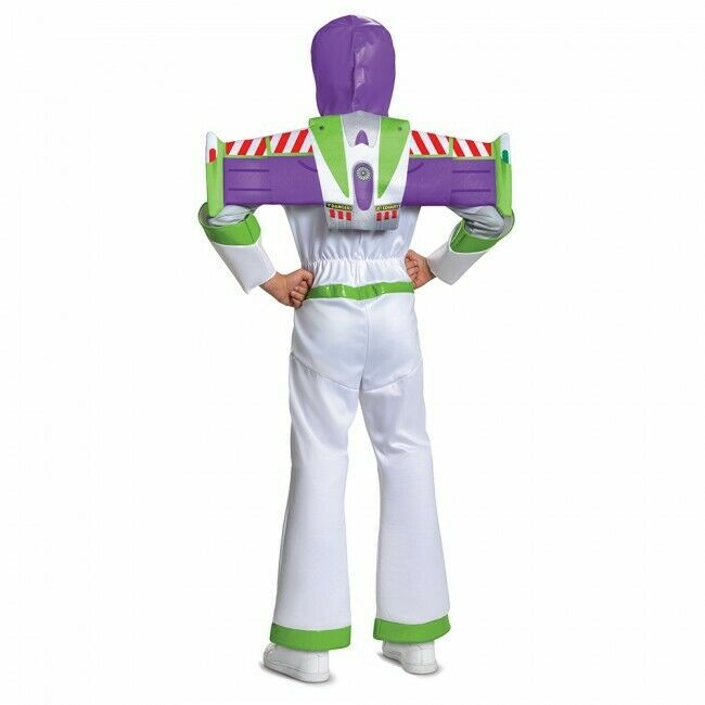 Disguise Disney Toy Story 4 Buzz Lightyear Lusso Bambini Costume Halloween 23585 image 2