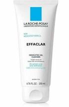 La ROCHE-POSAY Effaclar Medicated Gel Cleanser 6.7oz/200ml - $15.95