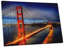 "Pingo World 0429QAJGG8Y ""San Francisco Golden Gate Bridge"" Gallery Wrapp... - $54.40"