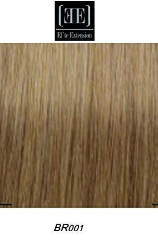 "Primary image for HerStyler Elite Extensions - 18"" Long 100% Human Hair Extensions Instant Clip (B"