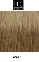 """HerStyler Elite Extensions - 18"""" Long 100% Human Hair Extensions Instant... - $96.99"""