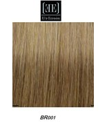 "HerStyler Elite Extensions - 18"" Long 100% Human Hair Extensions Instant... - $96.99"