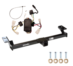 Trailer Tow Hitch For 96-00 Toyota RAV4 All Styles w/ Wiring Harness Kit - $191.08