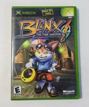 Blinx: The Time Sweeper - OG Xbox Black Label Video Game CIB Complete - $21.73