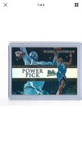 Russell Westbrook RC 2008 Press Pass Power Pick #65 - $6.79