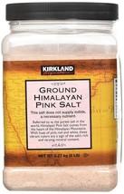 Kirkland Signature Himalayan Pink Salt, 5 Pound  - $16.80
