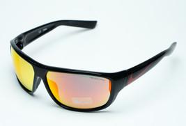 Nike Mercurial 8.0 T EV0892-060 Sunglasses - Black/Gray w/Red Flash - $64.95