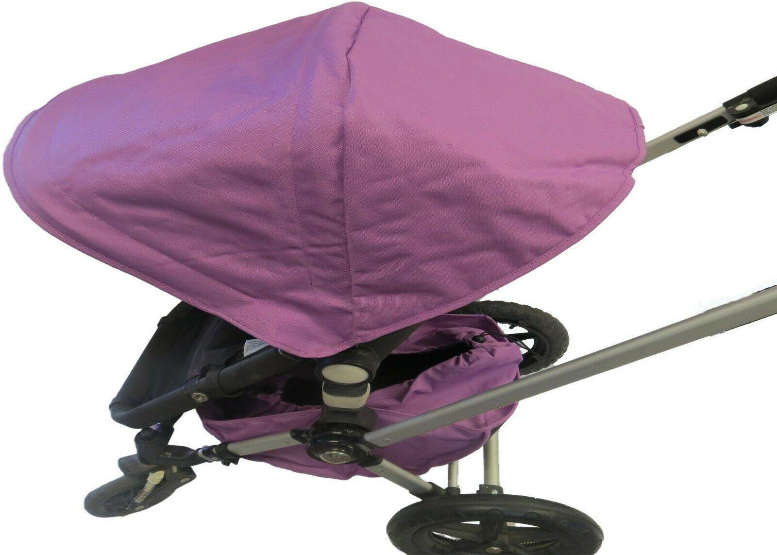 Bugaboo Cameleon 1,2,3 Baby Stroller Underseat Storage Bag Basket sand Fits Frog