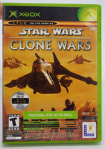 Star Wars The Clone Wars Tetris Worlds Combo Microsoft Xbox Game Complet... - $9.78