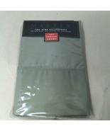 MARTEX Pillowcase Pair KING Eucalyptus Green  TC 60/40 Cotton Poly  ~ New - £12.43 GBP