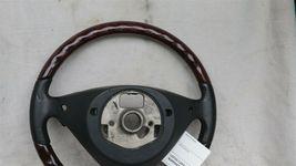 03-06 Porsche Cayenne 955 Wood/ Blk Leather 3 Spoke Steering Wheel 7L5419091 image 8