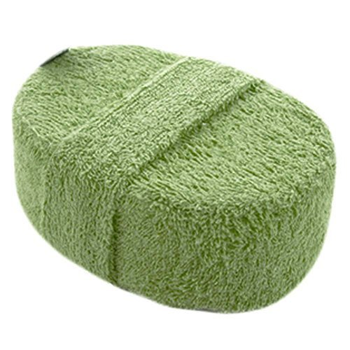 Bath Body Tools Sponge Gentle Exfoliating Mesh Bath Sponge(Green)