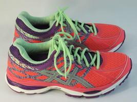 ASICS Gel Cumulus 17 Lite-Show Running Shoes Women's Size 8 US Near Mint - $74.13