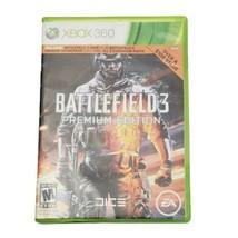 Microsoft Xbox 360 Battlefield 3: Premium Edition Video Game (Complete, 2012) - $14.50